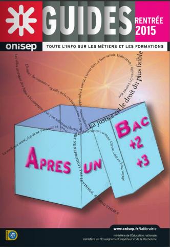 Onisep apr s un bac 2 3 rentr e 2015 lyc e l onard de for Onisep paca