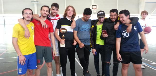 Interclasses 2019 vainqueur TMSEC